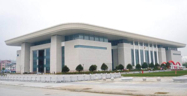 raybet雷竞技会展中心大楼